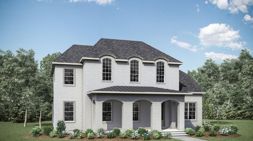 Drees Custom Homes The Canals at Grand Park subdivision  Frisco TX 75034