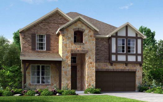 Meritage Homes Hills at Legacy - Woodland Series subdivision  Prosper TX 75078