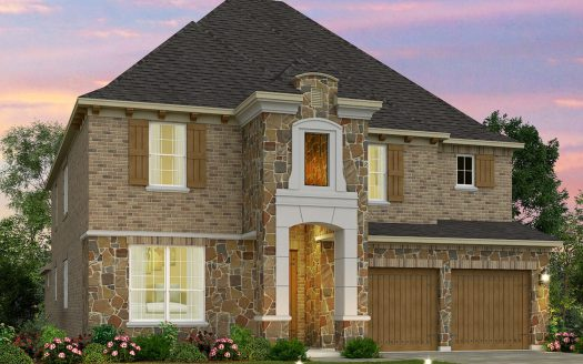 The Bluestar Plan - Meritage Homes- 5 bedrooms, 4 baths