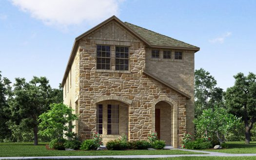 Meritage Homes Village at Twin Creeks subdivision 1021 Kennedy Drive Allen TX 75013
