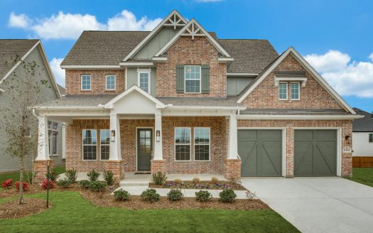 Southgate Homes Twin Creeks subdivision 809 Durham St Allen TX 75013