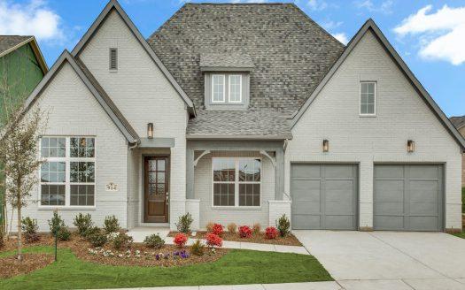 Southgate Homes Twin Creeks subdivision 914 Leola Lane Allen TX 75013