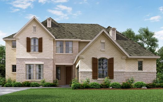 Meritage Homes Hills at Legacy - Highland Series subdivision  Prosper TX 75078