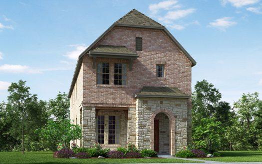 Meritage Homes Bayside subdivision 7401 Sunset Blvd Rowlett TX 75088