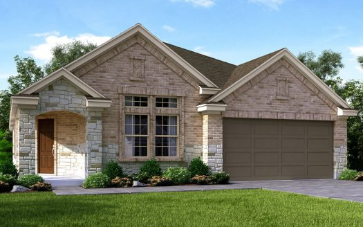 Meritage Homes Willow Wood subdivision 6832 Elm Street Rowlett TX 75089