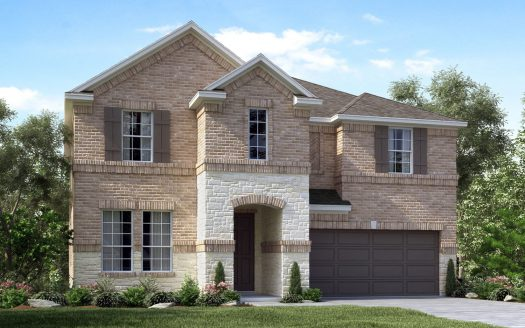 Meritage Homes Villas at Las Colinas subdivision 3556 Hathaway Court Irving TX 75062