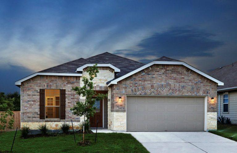 Centex Homes-Travis Ranch-Forney-TX-75126