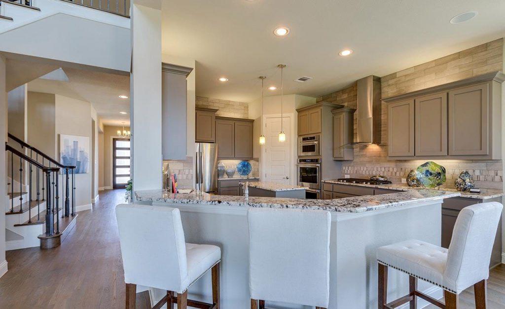 Gehan Homes-Trinity Falls:Trinity Falls-River Park-Classic 60'-McKinney-TX-75071
