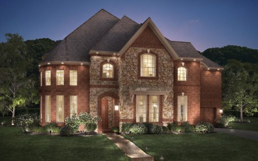 Toll Brothers Terracina at Flower Mound subdivision 6212 Via Italia Drive Flower Mound TX 75077