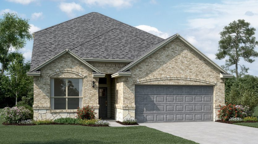 K. Hovnanian® Homes Ascend at Seventeen Lakes Villas subdivision  Roanoke TX 76262