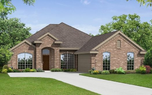 Gallery Custom Homes Bower Ranch subdivision  Mansfield TX 76063