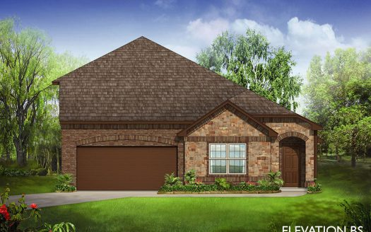 Bloomfield Homes West Crossing subdivision 1110 Chatsworth Drive Anna TX 75409