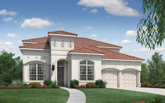 Toll Brothers Frisco Springs subdivision 7455 Joshua Road Frisco TX 75033