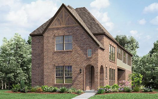 Darling Homes Montgomery Farm Angel Field East - 31' Homesites subdivision  Allen TX 75013