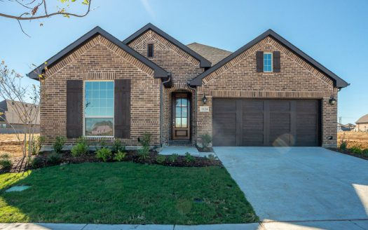 American Legend Homes Union Park - 50s subdivision 1124 Cottonseed Street Aubrey TX 76227