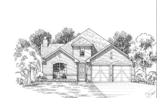 American Legend Homes Union Park - 50s subdivision 1133 Parkstone Drive Aubrey TX 76227