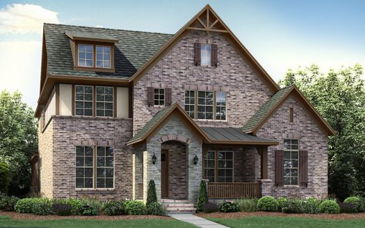 Darling Homes Tucker Hill - 56' Homesites subdivision  McKinney TX 75071