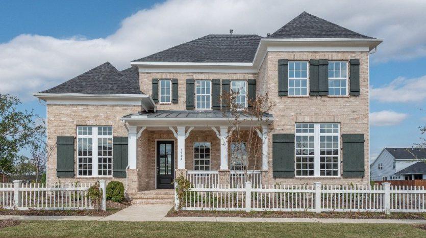 Darling Homes Tucker Hill - 56' Homesites subdivision  McKinney TX 75071