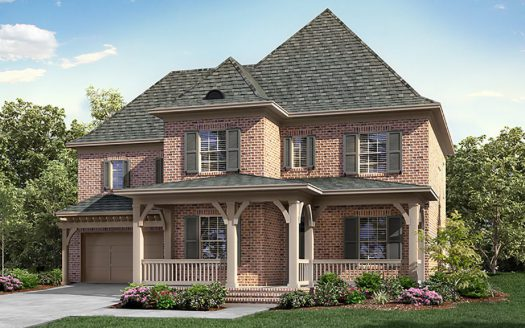 Darling Homes Tucker Hill - 69' Homesites subdivision  McKinney TX 75071