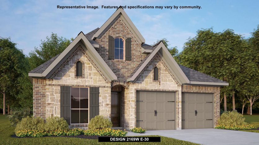 Perry Homes Prairie Oaks 50' subdivision 9520 BLUE STEM LANE Aubrey TX 76227
