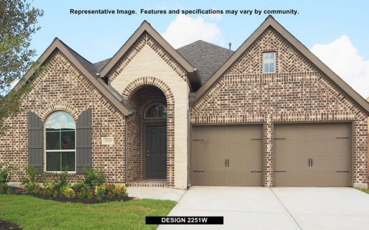 Perry Homes Devonshire 50' subdivision  Forney TX 75126