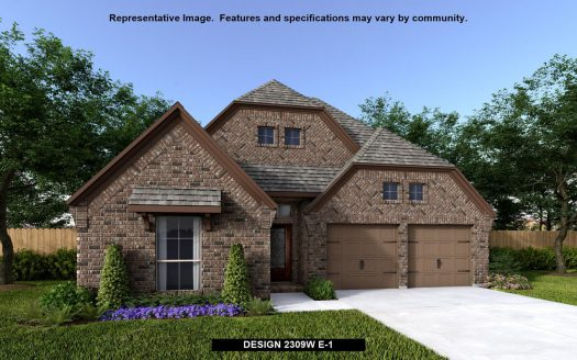 Perry Homes Glen Crossing 50' subdivision  Celina TX 75009