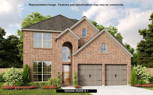 Perry Homes Devonshire 45' subdivision  Forney TX 75126