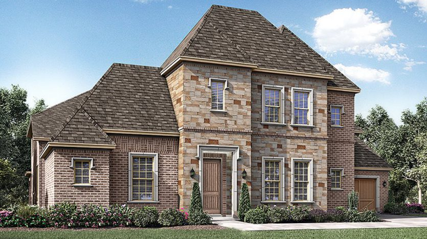 Darling Homes Montgomery Farm Estates - 90' Homesites subdivision  Allen TX 75013