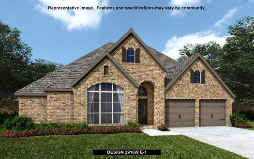 Perry Homes Prairie Oaks 60' subdivision 320 COWLING DRIVE Aubrey TX 76227