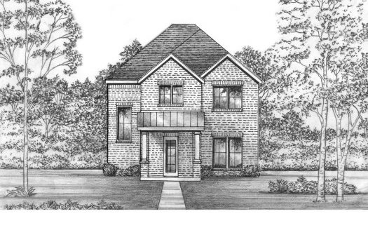 Saxony by Shaddock Homes Light Farms Brenham - 40' Lots subdivision  Celina TX 75009