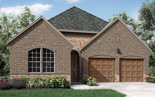 Darling Homes Auburn Hills - 55' Homesites subdivision  McKinney TX 75071