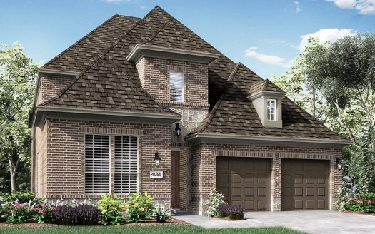 Darling Homes Montgomery Farm Angel Field East - 55' Homesites subdivision  Allen TX 75013