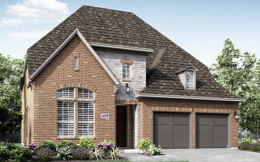 Darling Homes Phillips Creek Ranch Silvertail - 55' Homesites subdivision  Frisco TX 75034