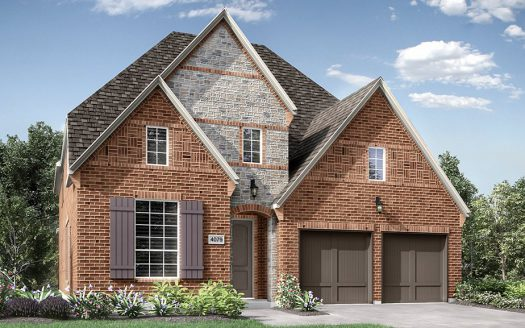 Darling Homes Stonegate - 50' Homesites subdivision  Irving TX 75063
