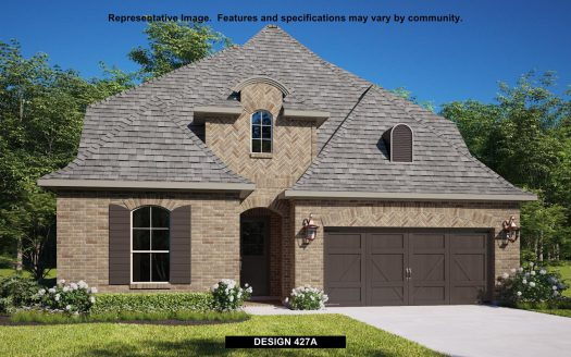 BRITTON HOMES Castle Hills 50' subdivision  Carrollton TX 75010