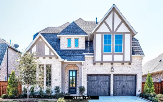 BRITTON HOMES Phillips Creek Ranch 55' subdivision  Frisco TX 75036