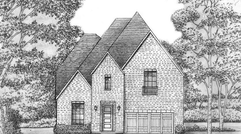 Saxony by Shaddock Homes Castle Hills Southwest subdivision  Carrollton TX 75010
