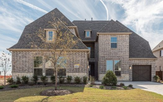 Darling Homes Estates at Shaddock Park - 65' Homesites subdivision  Frisco TX 75035