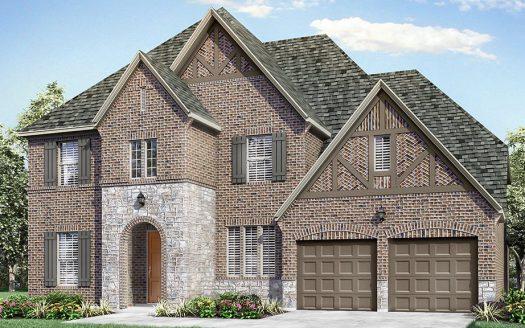 Darling Homes Auburn Hills - 60' Homesites subdivision  McKinney TX 75071