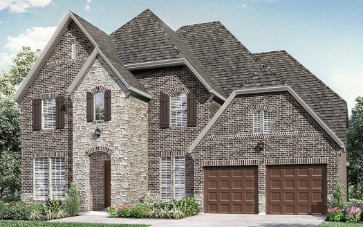 Darling Homes Montgomery Farm Estates - 62' Homesites subdivision  Allen TX 75013