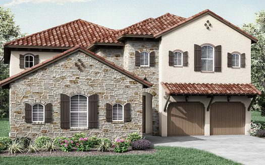 Darling Homes Edgestone at Legacy - 65' Homesites subdivision  Frisco TX 75034