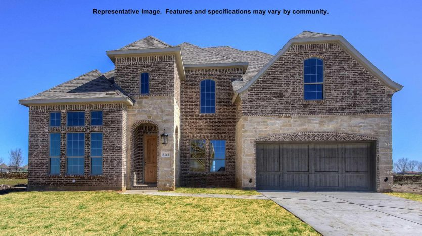 BRITTON HOMES Light Farms subdivision  Celina TX 75009