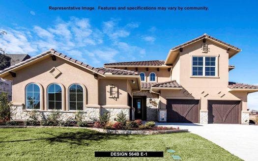 BRITTON HOMES Phillips Creek Ranch 65' subdivision  Frisco TX 75036