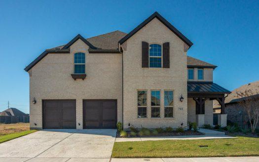 American Legend Homes Union Park - 60s subdivision 704 Fireside Drive Aubrey TX 76227