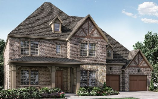 Darling Homes Estates at Shaddock Park - 74' Homesites subdivision  Frisco TX 75035