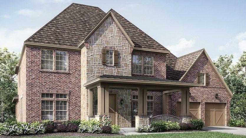 Darling Homes Estates at Shaddock Park - 74' Homesites subdivision  Frisco TX 75035