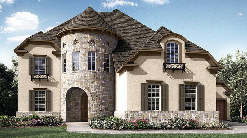 Darling Homes Montgomery Farm Estates - 90' Homesites subdivision  Allen TX 75013