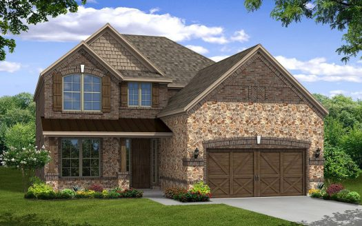 Beazer Homes University Place subdivision  Dallas TX 75252