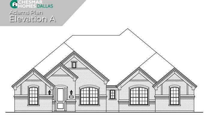 Chesmar Homes Dallas The Preserve subdivision  Rockwall TX 75087