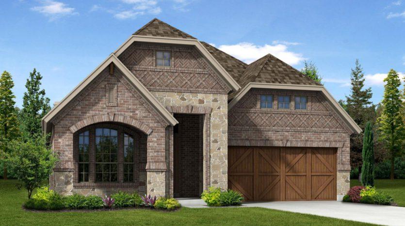 Trendmaker Homes Valencia on the Lake subdivision  Little Elm TX 75068